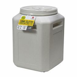 Vittles Vault Outback 50 Lb Airtight Pet Food Storage Contai