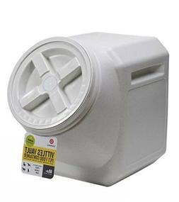 New Vittles Vault 60-Pound Stackable Pet Food Storage Dog Ca