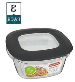 RUBBERMAID 5 CUP STAIN RESISTANT PREMIER FOOD CONTAINER 1937