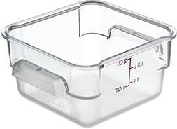 Carlisle Sanitary Maintenance Products StorPlus™ 2 Qt. Food