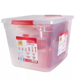 Rubbermaid TakeAlongs Food Storage Set 62 pc.