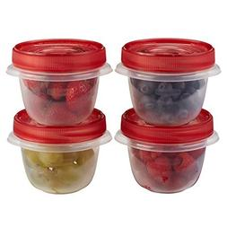Rubbermaid TakeAlongs 1-Cup Twist and Seal Containers, Pack