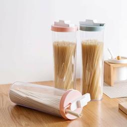 Tall Food Storage Spaghetti Noodle and Pasta Container 44oz.