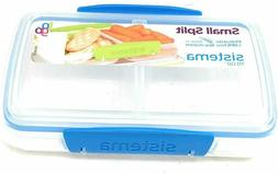 Sistema To Go Storage Small Split Container BPA Free Color V