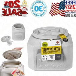 Vittles Vault Outback 15 lb Airtight Pet Food Storage Contai