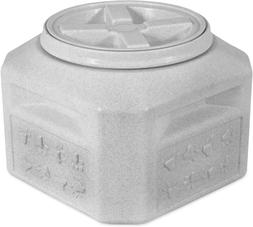 Vittles Vault Outback Stackable Airtight Pet Dog Food Storag