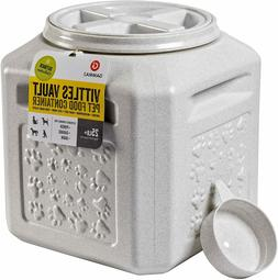 Vittles Vault, Outback Stackable Airtight Pet Food Storage C