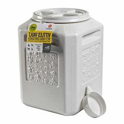 NEW Gamma2 Vittles Vault Plus for Pet Food Storage 35 lb FRE