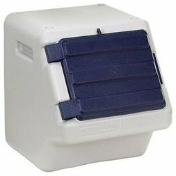 Cat or Dog Food Storage Container 1 Bin 50lb Stackable Durab